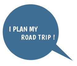 I plan my road trip online !