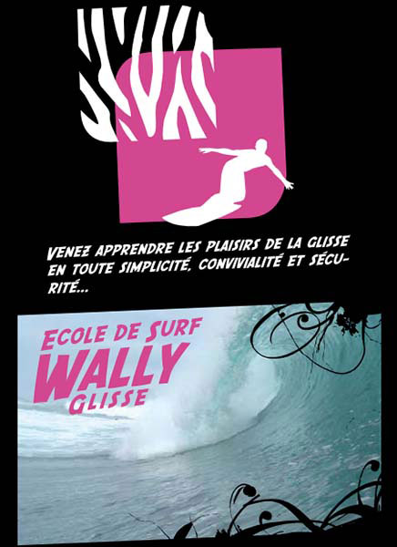 logo Wally GLisse