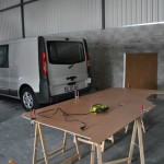 Aménagement des vans : work in progress