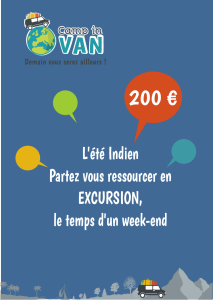 Offre WE Sept Excursion
