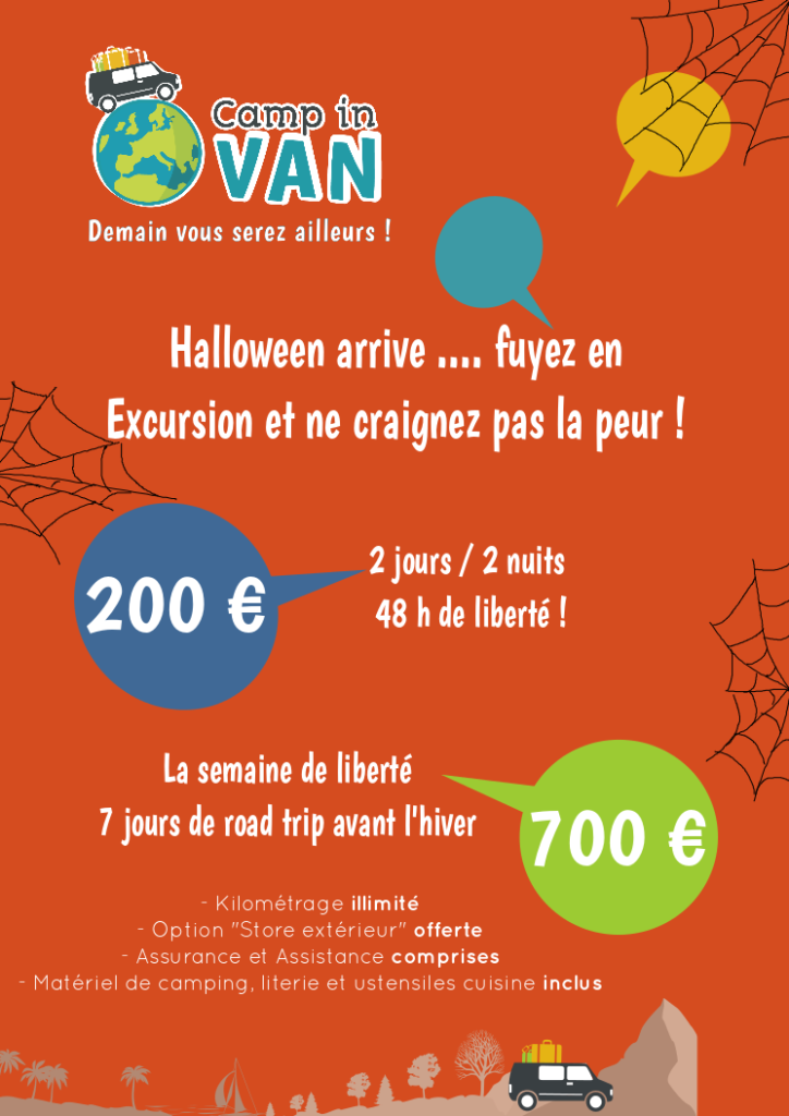 Offre Halloween 2015